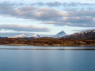 Küstenlandschaft Norwegen