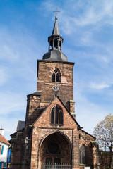 Kirche in saarbrücken-St.Arnual