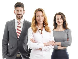 Business people portrait
