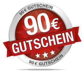 90 Euro Gutschein