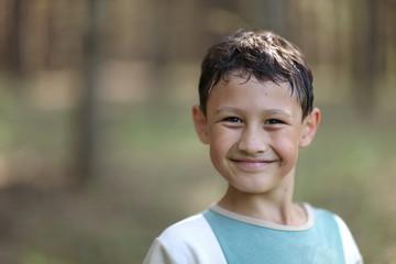 sliling boy 9 years old