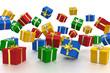 3D - Christmas Gift Boxes - Shot 9