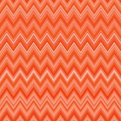 Cute zig zag stripe seamless pattern. Vector illustration