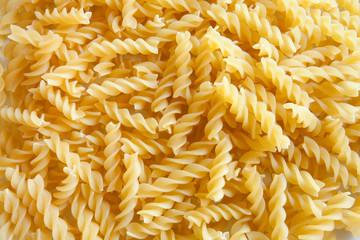 Italian pasta texture