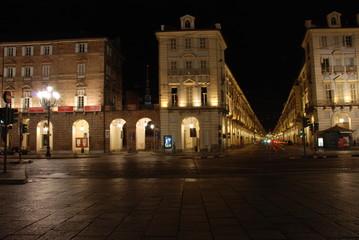 Torino scenari notturni