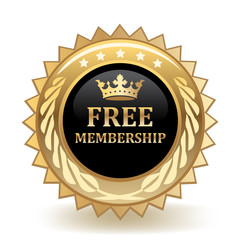 Free Membership Badge