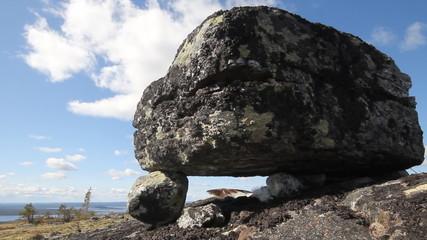 historical religious Norwegian zen stone siedi
