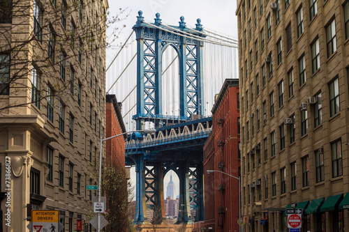 Manhattan Bridge - 73866877