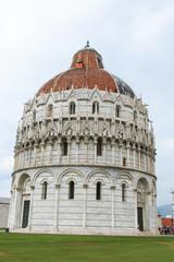 Piazza dei Miracoli with Dome Santa Maria Assunta, Tuscany