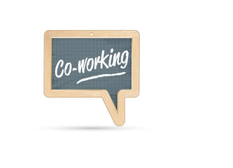 co-working , coworking