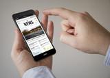 news touchscreen smartphone