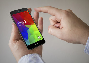 mobility touchscreen smartphone