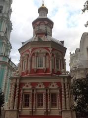 часовня в стиле барокко