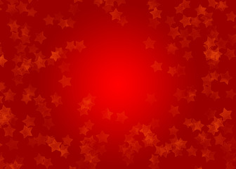 rote Sterne Hintergrund