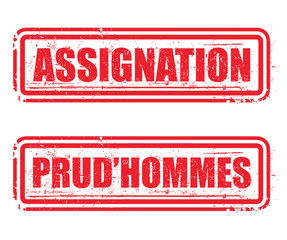 tampon assignation prud'hommes