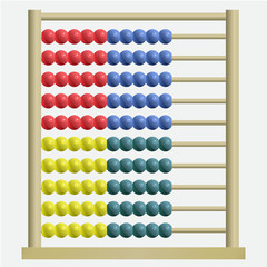 School Children Toy Abacus