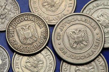 Coins of Yugoslavia