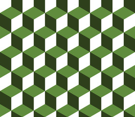 A geometric seamless vector pattern background