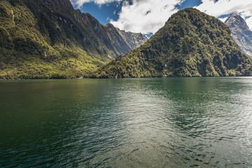 Milford Sound, Fiordland, New Zealand.