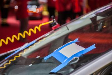 repair windshield