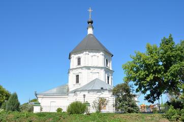 Тверь, церковь Покрова Божией Матери
