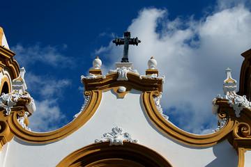 Cruz da Igreja de Tiradentes
