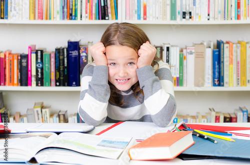 stress in der schule - 73883848