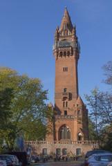 Turm im Grunewald