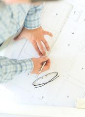 Drawing blueprints