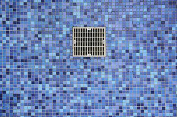 Blue mosaic Tiles