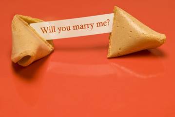 Marry Me 1 Fortune Cookie