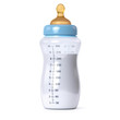 blue baby bottle - 73893098