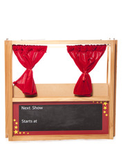 Childrens puppet show theatre toy