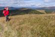 Carpathian hiker