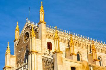 Madrid, San Jerónimo el Real, Los Jerónimos