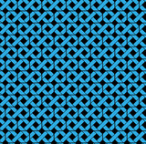 Colorful geometric seamless splicing pattern, symmetric endless poster