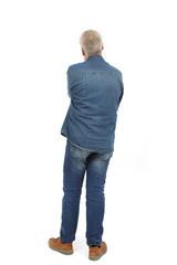 Den Rücken zudrehen