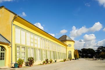Stallung bei Schloss Eisenstadt