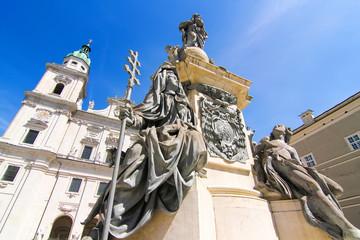 Historisches Denkmal in Salzburg