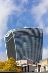 20 Fenchurch Street ' Walkie-Talkie' building in London