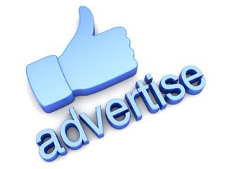 Empfehlung - Advertise