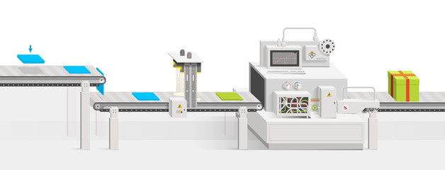 Conveyor production