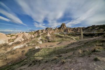 Göreme Cappadocia mountain