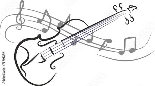 Скрипка - 73903279