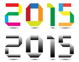Origamy of 2015