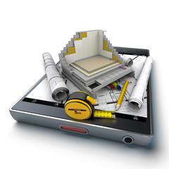 Construction materials app