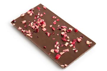 Zartbitterschokolade mit Cranberry