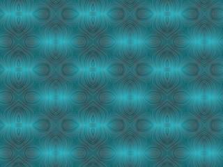 Fond d'écran bleu, abstrait d'un tissu.