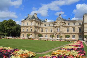 Palais du Luxembourg à Paris, France