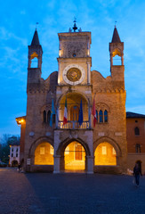 Pordenone city hall